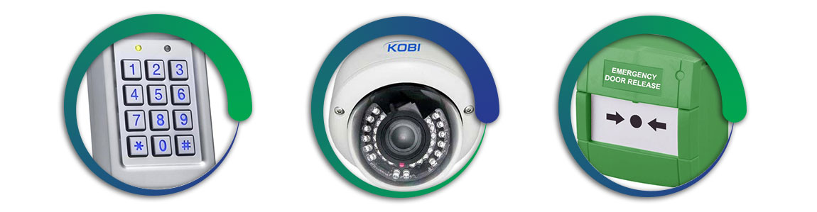 Access Control and CCTV Equipment